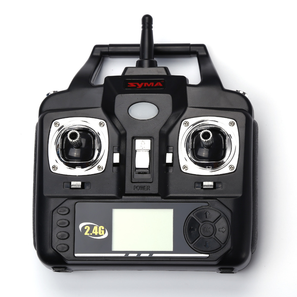 Syma x5c X5 2.4g transmisor Control remoto para RC quadcopter repuesto nuevo