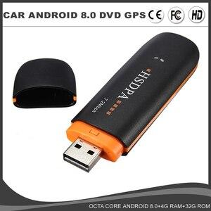 HSDPA bezprzewodowy Modem 3G 4G dla samochodów Android dvd odtwarzacz gps USB Wifi 4G LTE Modem FDD Hotspot Dongle 3G 4G Adapter WCDMA GSM krawędzi