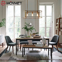 Novelty led Pendant Light for Kitchen Dining Room White Pendant Lamp for Coffee House Bedroom Suspension Hanging Ceiling Lamp