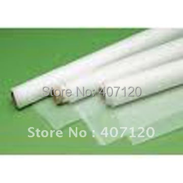 Cheap! 110T (280mesh) polyester printing screen fabric  110T-40 width:127cm  good quality and free shipping