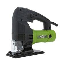 Curve Saw Wood Cutting Machine Handheld Chainsaw Electric Jigsaw Multi-function Jig Saw Woodworking Cutting Tools J65-2