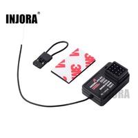 INJORA 2 4G 3CH RC Auto Boot Empfänger für AUSTAR AX5S RC Sender Controller