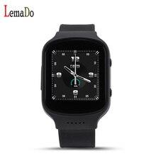 Neue z80 smart watch mtk6580 1.3 ghz für android-handy wifi gps dynamische herzfrequenz android 5.1 system smartwatch mit kamera