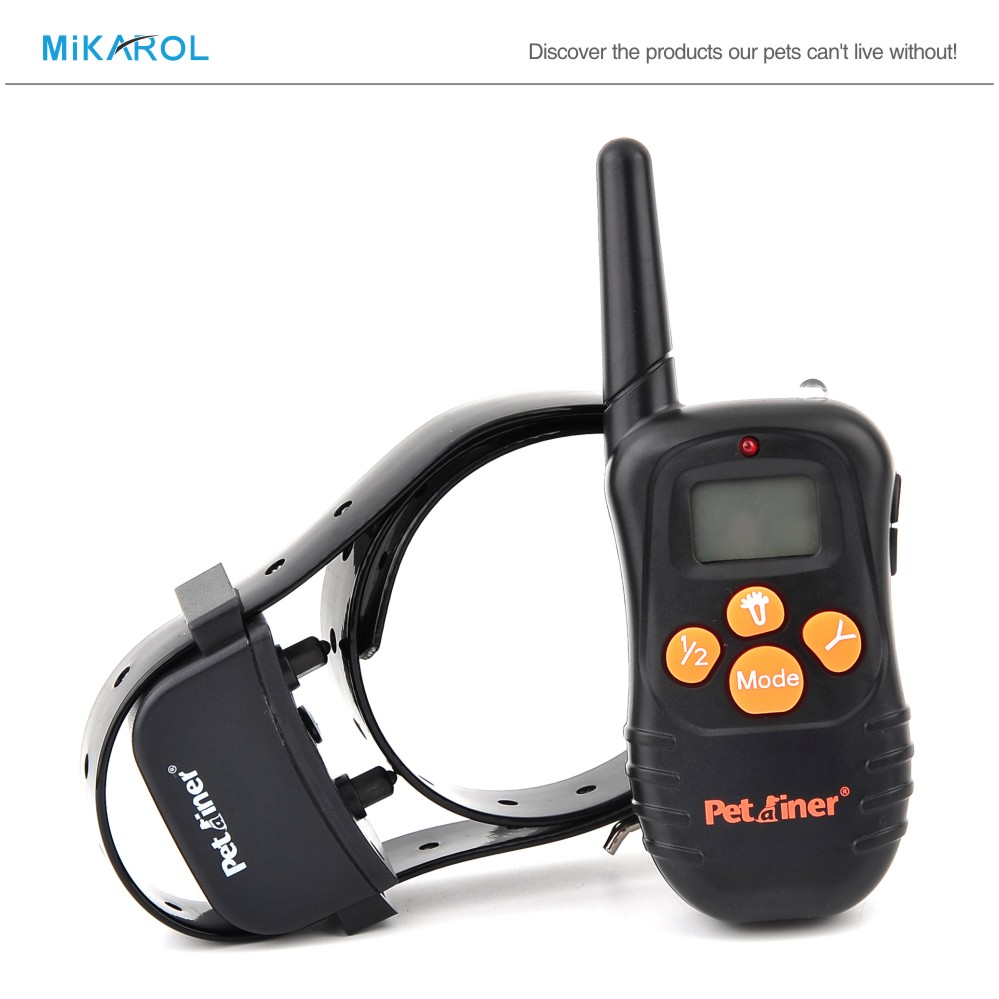 Dog Anti Bark Collar With Remote
