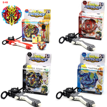 Hot Sale Beyblade Burst Starter Zeno Excalibur B-48 B-66 B-34 B-35 B-41 With Launcher And Retail Box Gifts For Kids