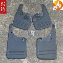 Boue en plastique souple Volets Splash Guard Fender pour 2012-13 Toyota Hilux VIGO Car styling