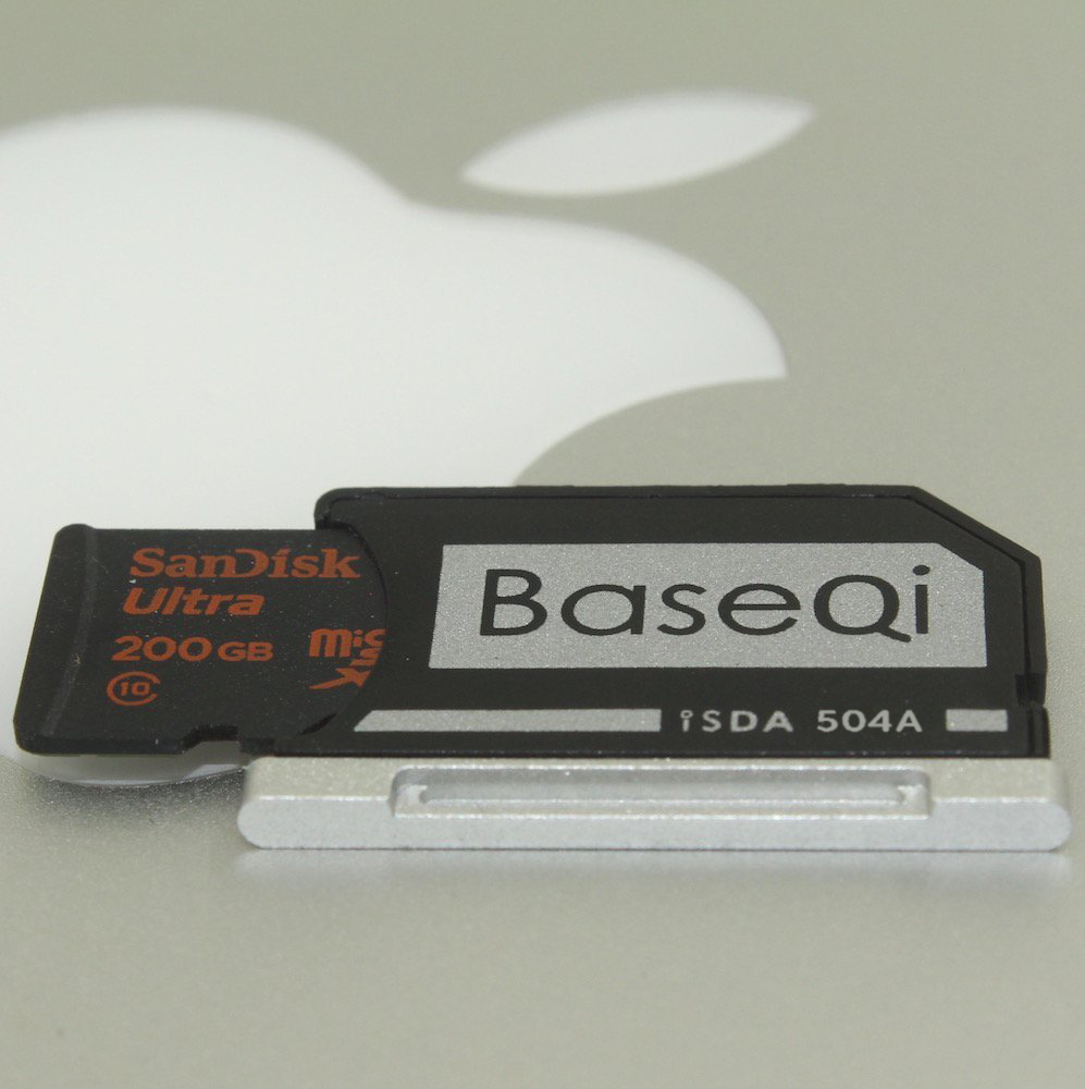 Baseqi Ninja Stealth Drive For Macbook Pro Retina 15'' Model Year Late 2013/After