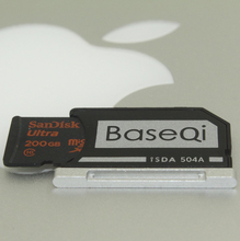 "Baseqi Ninja Stealth Drive For Macbook Pro Retina 15"" Model Year Late 2013/After"