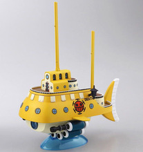 Trafalgar Law Pirate Submarine Model