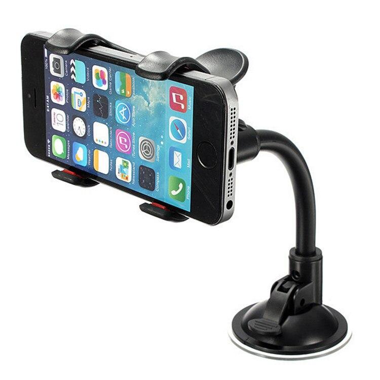 360 Derajat Rotasi Suction Cup dudukan telepon untuk mobil Universal - Aksesori dan suku cadang ponsel - Foto 4