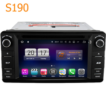 Road Top Winca S190 Android 7.1 System 4 Core CPU Car GPS DVD Head Unit for Mitsubishi Outlander Lancer ASX Pajero 2013 – 2016