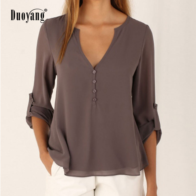 Chiffon Tops And Blouses