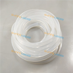 Image 5 - Free shipping thickness 2mm 3mm 4mm 5mm 6mm transparent silicone strip sealing strip clear silicone strip rubber silicon strip