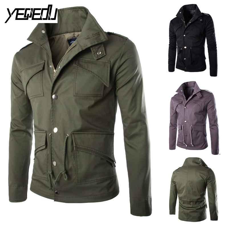 Online Get Cheap Military Style Winter Jacket -Aliexpress.com ...