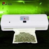 Automatic Vacuum Sealing Machine Hand Pressure Small Commercial Food Vacuum Packaging Machine Household Sealing Machine