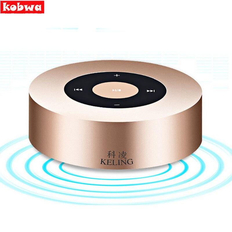 Keling A8 Беспроводной Bluetooth бас Динамик для Iphone, Android MP3 Портативный аудио Поддержка 32 г карты памяти сабвуфер мини Динамик