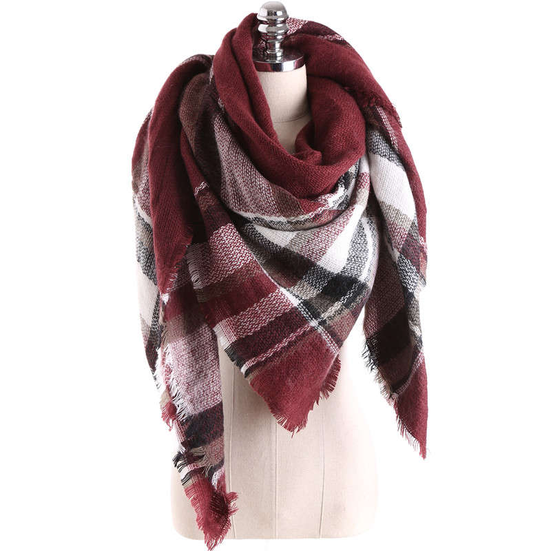 lady scarf selling scarvess