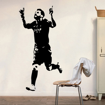 Lionel Messi Wall Sticker