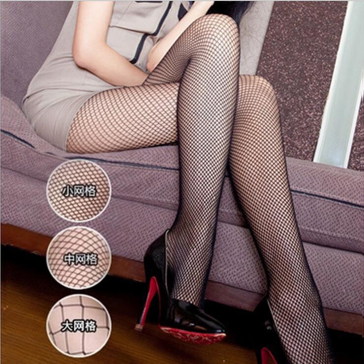 Women Sexy Fishnet Pantyhose mesh grid Body stockings Ladies Collant Calzas Mujer Leggins Ponczochy Meia Calca 2017 Hot CI116