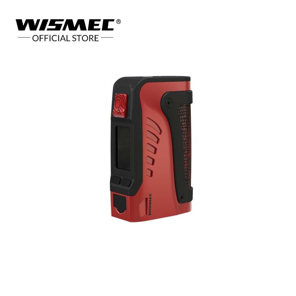 Image 5 - Wismec Reuleaux Tinker 2 IP67 Waterproof mod 200W powered by Dual