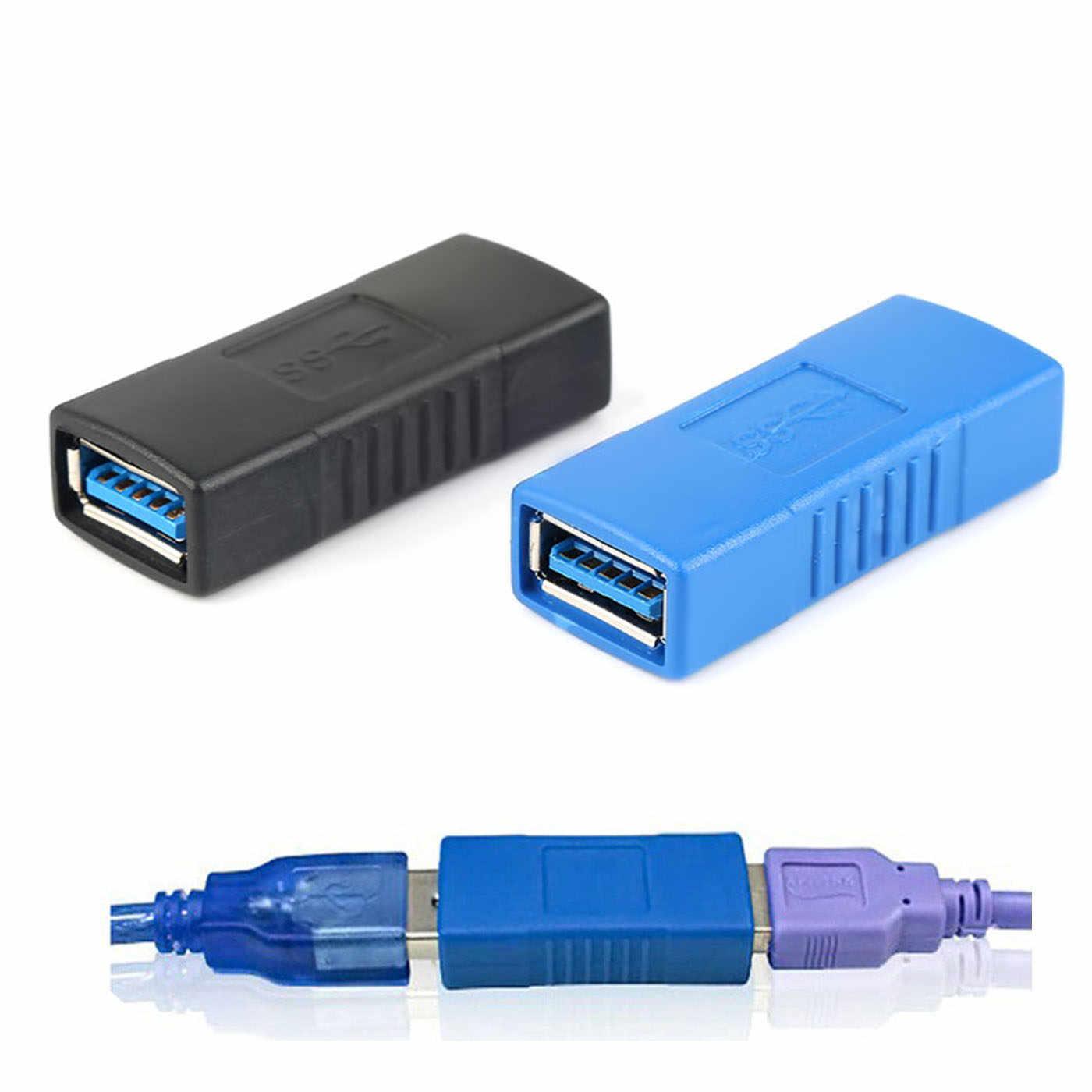 1 個の USB 3.0 アダプタコネクタタイプ A メスチェンジャーコネクタ耐久性のある Pc のラップトップコンピュータ用の