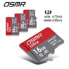 100% Original OSMR Micro SD card 64 GB u3 Memory Card 128GB Class10 TF Card C10 80MB/S Free Shipping MICROSDXC For Smartphone