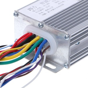 Image 3 - 36V/48V 350W Electric Bicycle E bike Scooter Brushless DC Motor Controller