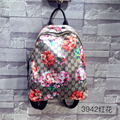 Simple backpack with Korean manufacturers wholesale fashion  leather head in one generation 3942