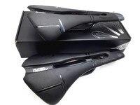 6 Colors KEDDIE 130+/ 5g Road Racing Saddle Carbon Fiber+Leather saddles bicycle sillin bici Rail bow cushion