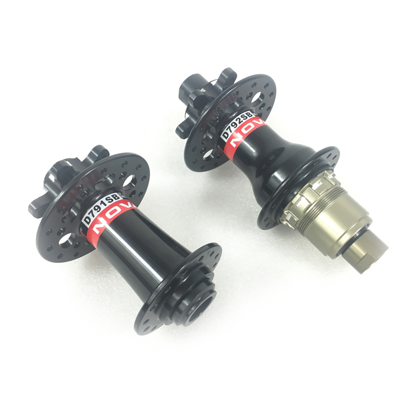 Novatec 791 792 disc brake hub QR M12 15 x 100mm rear 12 x 135mm 12
