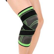 3D Adjustable Elastic Knee Braces
