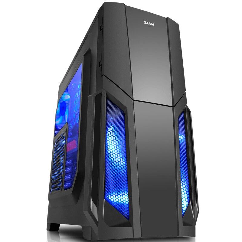 все цены на  Storm game computer case Support long graphics card SSD Side through USB3.0 Back line  онлайн