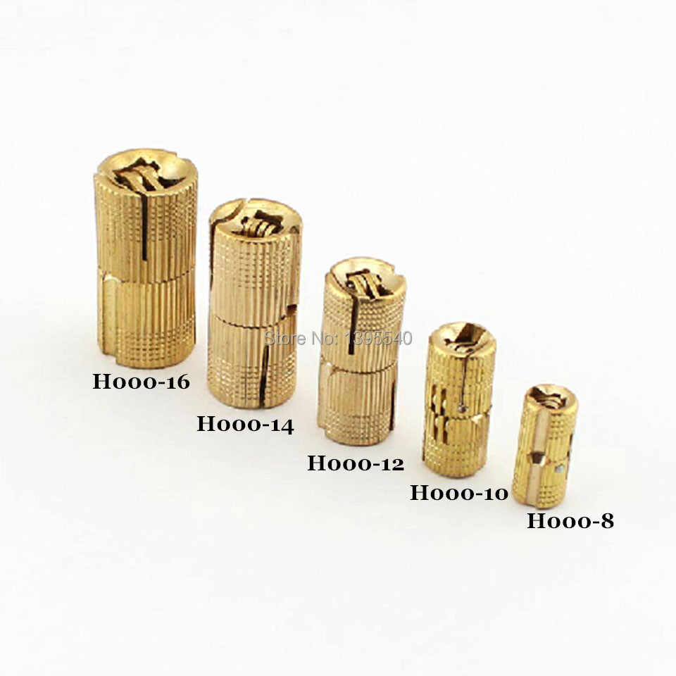new 2pcs 10mm brass furniture cabinet hinge cylindrical hidden concealed to cabinet door hinges table hinge