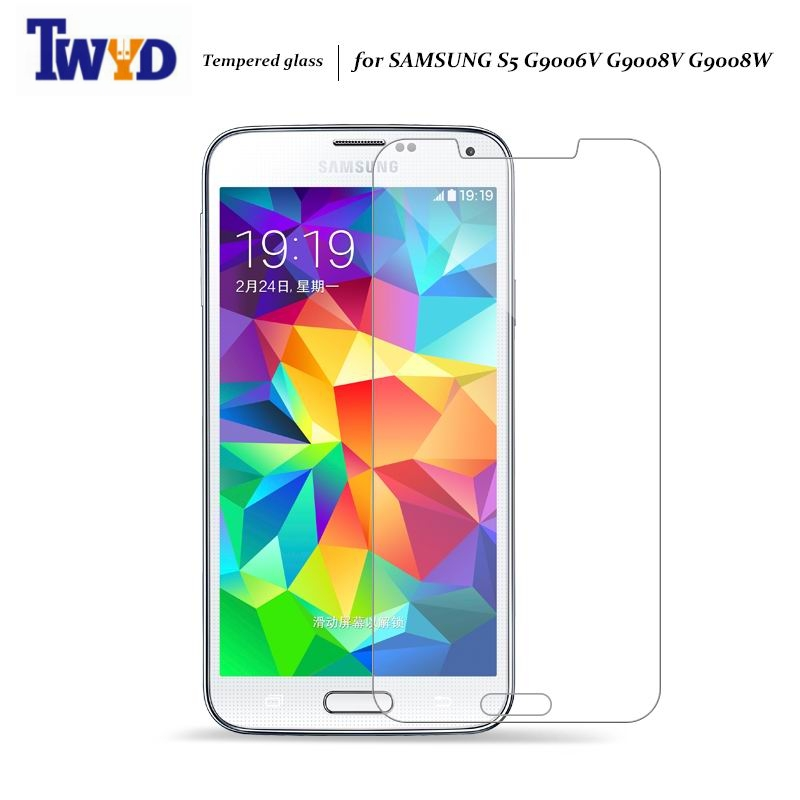 Samsung Galaxy S7 S6 A5 A3 G530 Tempered Glass 0.3mm Ultra İncə - Cib telefonu aksesuarları və hissələri - Fotoqrafiya 3