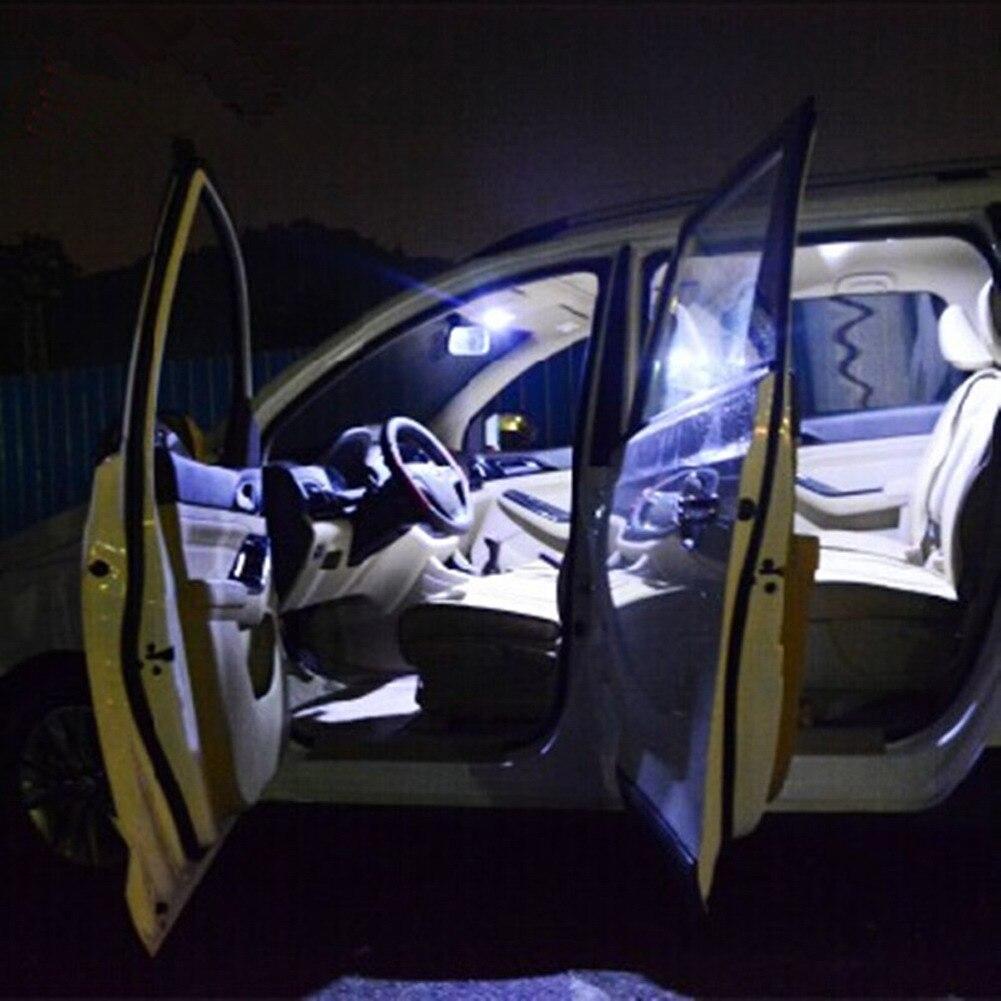 12V 42 LED бял автомобил за автомобил на - Автомобилни светлини - Снимка 2
