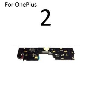 Image 2 - Moduł mikrofonu do OnePlus 1 2 3 3T 5 5T 6 6T 7 wibrator Motor Mic Flex Cable części zamienne