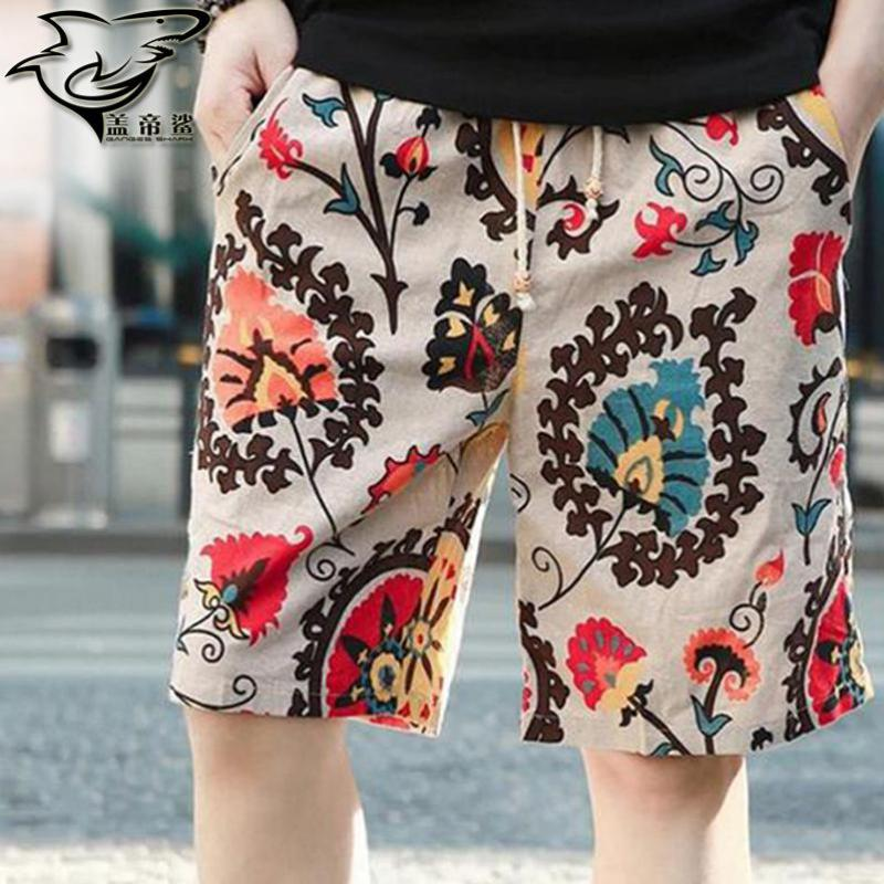 Mens Board Shorts Summer Male Short Beach Pants Clothing Print Man Swimwear Clothes Y20 Bright And Translucent In Appearance Men's Clothing