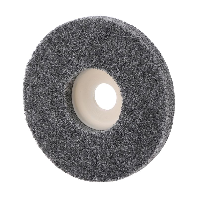 100mm Nylon Fiber Polishing Wheel Grinding Disc Abrasive Tools Materials Surface Decoration For Angle Grinder -hol