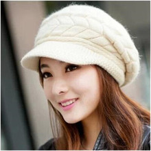 Women's Winter Hats Women's Winter Hat Hats For Women's Ladies Beanie Girls Skullies Caps Capo Femme Wool Hat Warm Cap 2017 New