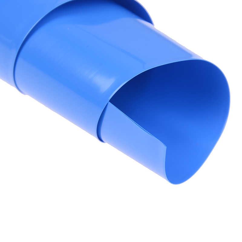 65 75 85 ミリメートル 18650 リチウムバッテリー熱収縮チューブリチウムイオン pvc 収縮フィルムテープ袖バッテリーパック熱縮小フィルム