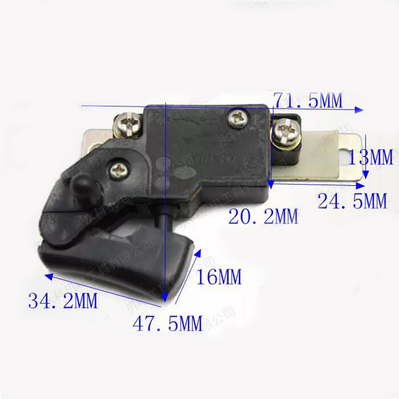 Free Shipping! Replacement Electric Cutting machine Switch for Hitachi CC14SA CC14 Power Tool Accessories
