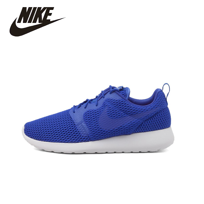 NIKE Original New Arrival Mens ROSHE ONE HYP BR Running Shoes  High Quality Outdoor For Men Sneakers#833125-401 nike original new arrival mens kaishi 2 0 running shoes breathable quick dry lightweight sneakers for men shoes 833411 876875
