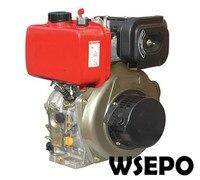 공장 직접 공급! WSE-170F 4hp 211cc diret injection air 발전기/워터 펌프/농장 경운기 용 소형 디젤 엔진 냉각