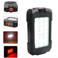 Camping Tent Light 10W Outdoor Rechargeable Portable Lantern 27 LEDs Lamp 500LM Flasher Flashlight with USB interface