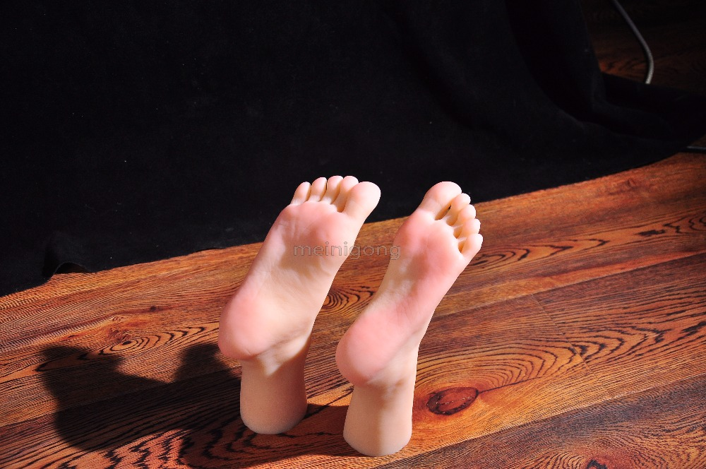 Newest silicone girls ballerina dancer foot feet pointed toes fetish toys model dolls,foot fetish toys,silicone products for men silicone female fake foot feet model for men 36 yard shoe model foot fetish sex toys drop shipping