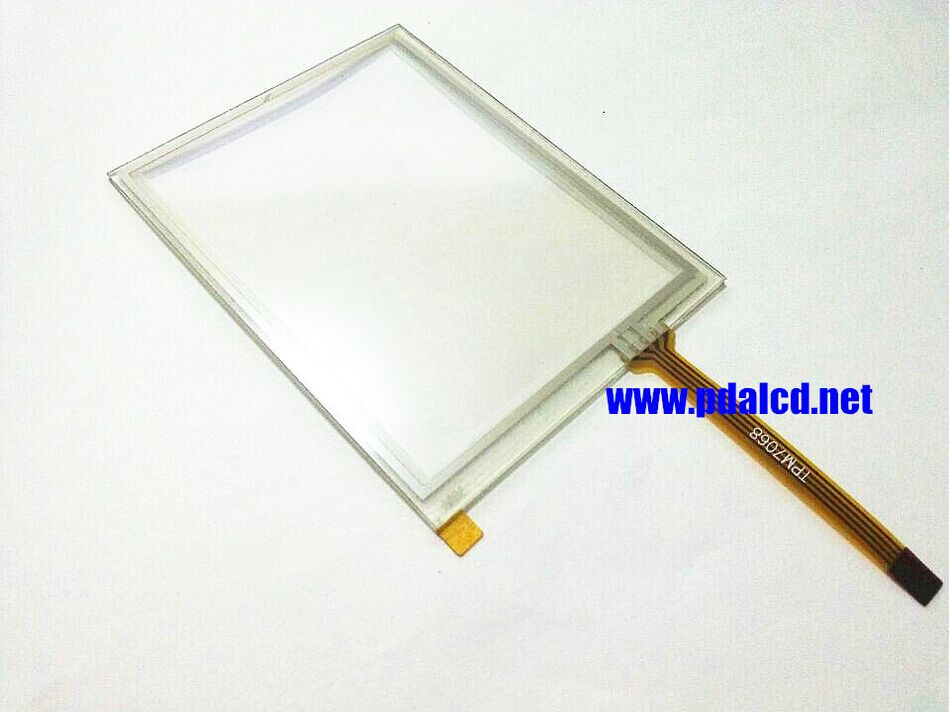 3.8inch TouchScreen for Trimble TSC2 /AMT98636 /AMT 98636 Touch Screen Digitizer Panel Sensors Front Lens Glass Replacement new touch screen touch panel digitizer for trimble tsc2 amt98636 amt 98636 touch panel glass free shipping
