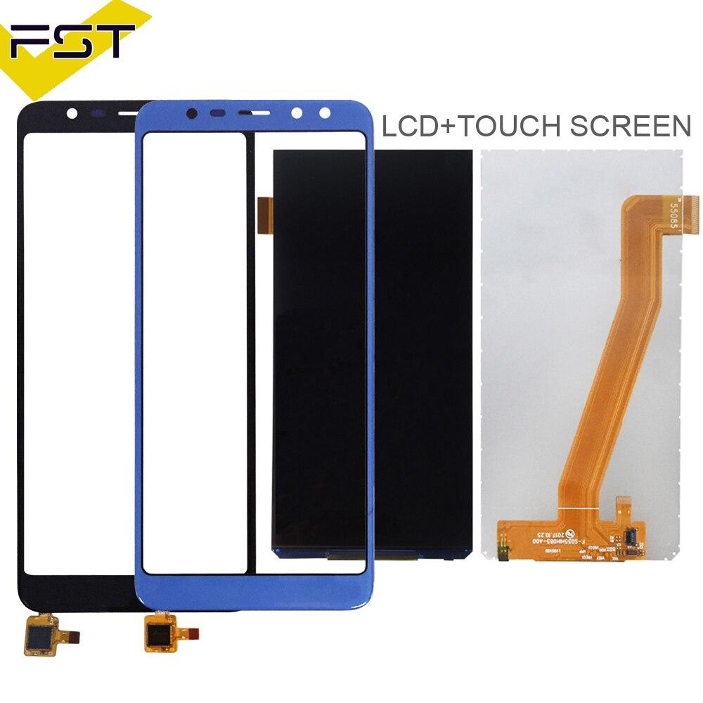 Noir/Bleu 640*1280 Pour Leagoo M9 LCD Display + Écran Tactile Digitizer pour Leagoo M9 LCD Pantalla panneau Capteur Avec Outils