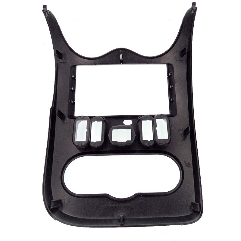 Image 4 - Car Radio Fascia for RENAULT Logan Sandero DACIA Duster Facia Frame Panel Dash Adapter CD trim Bezel Frame-in Fascias from Automobiles & Motorcycles