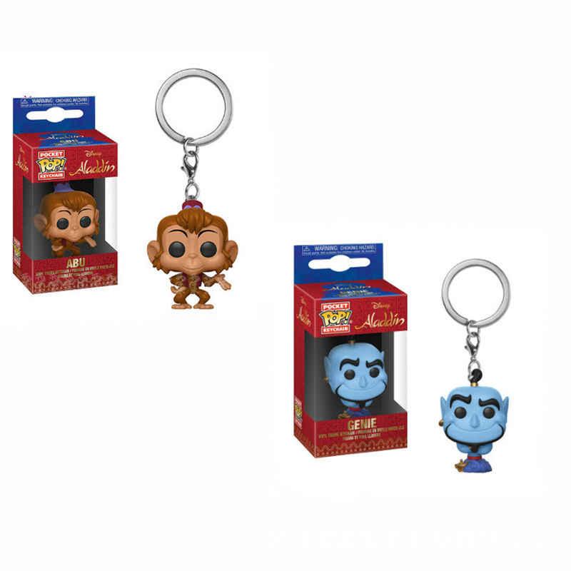 Funko pop nova chegada vingadores final jogo de tronos aladdin brinquedo história parede-e bolso chaveiro figura de ação brinquedos para crianças