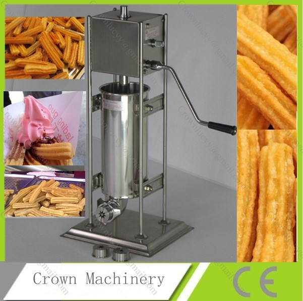 5L Churro machine in food processors